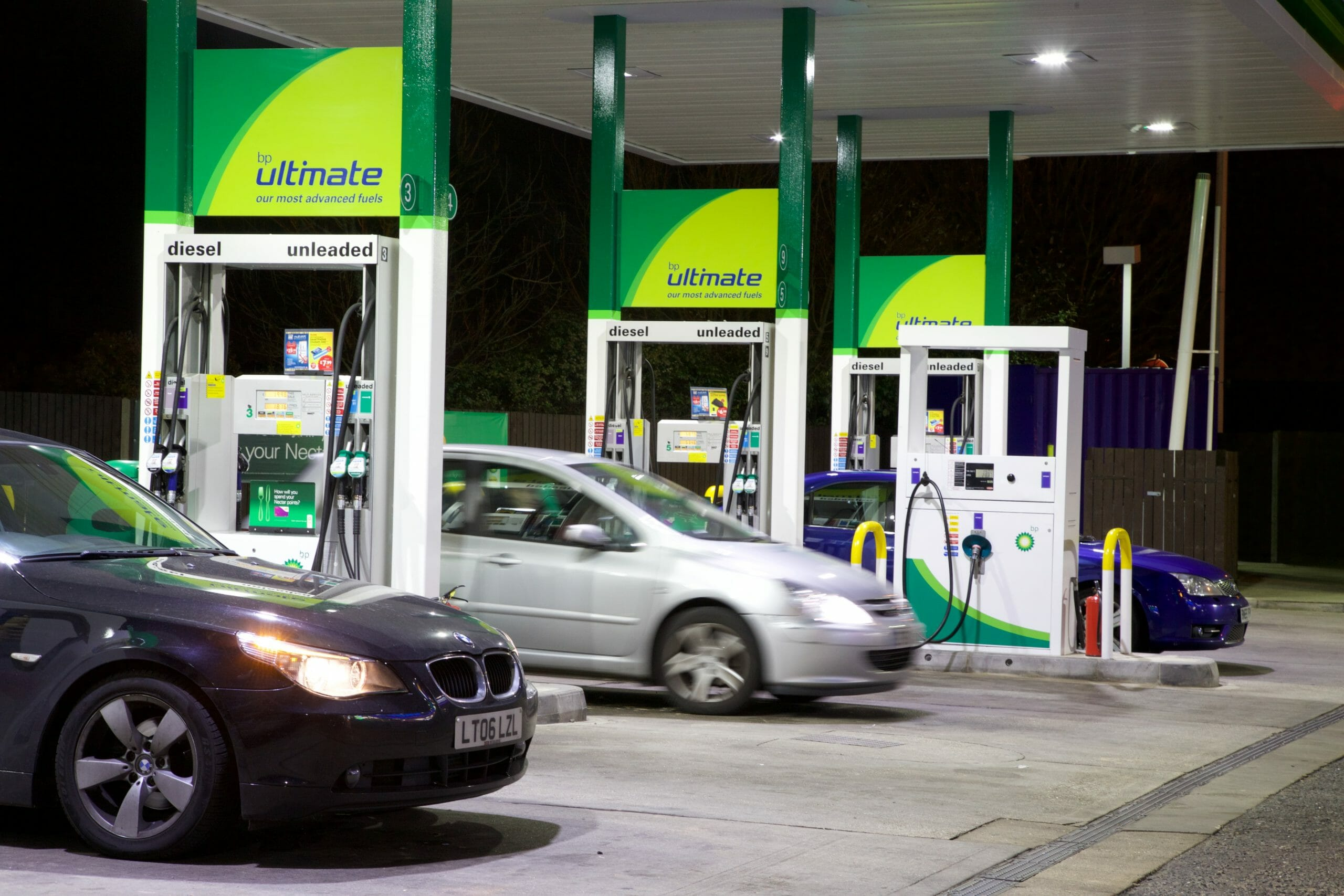 BP and Rontec sign £2 billion fuel supply deal