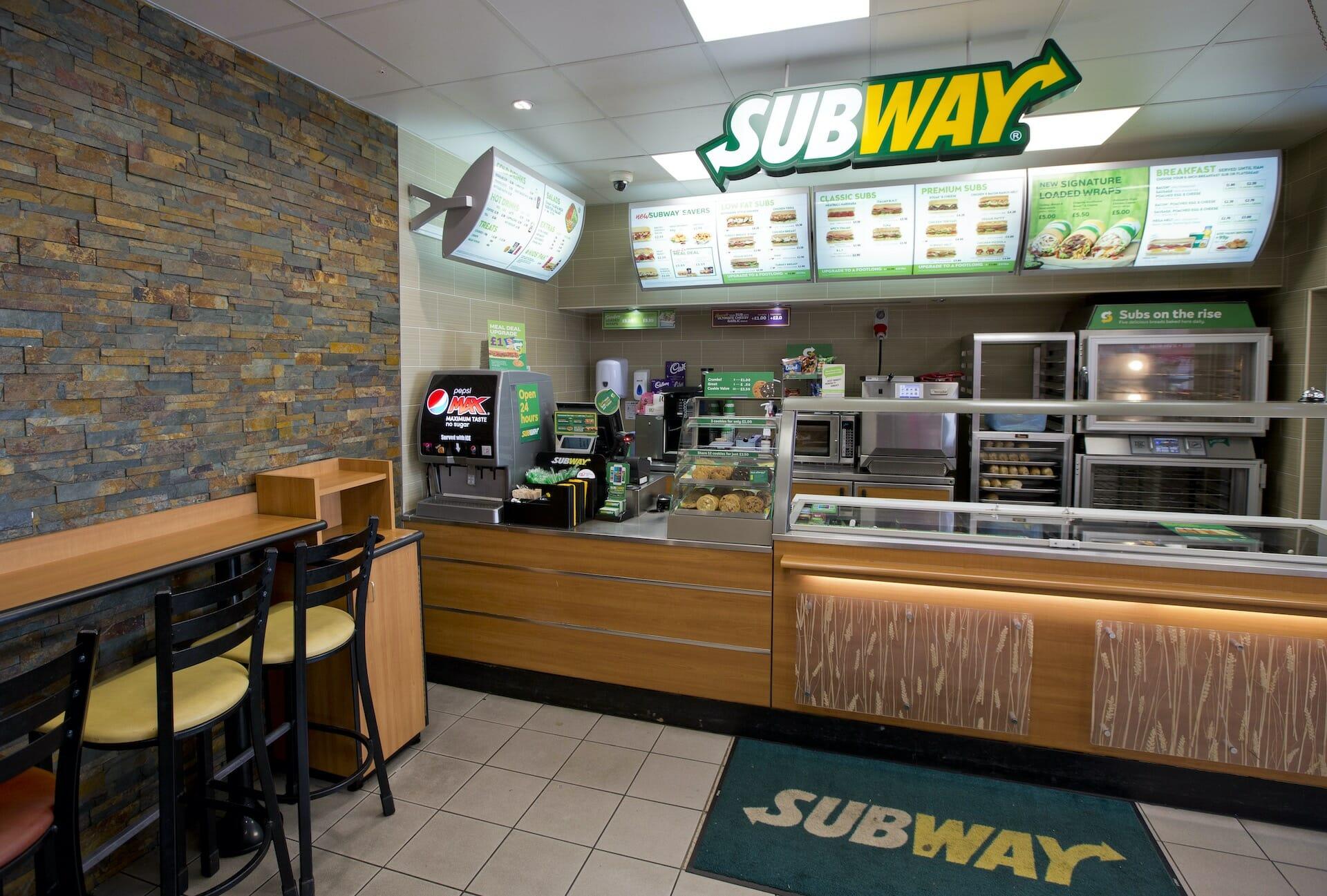Subway Award